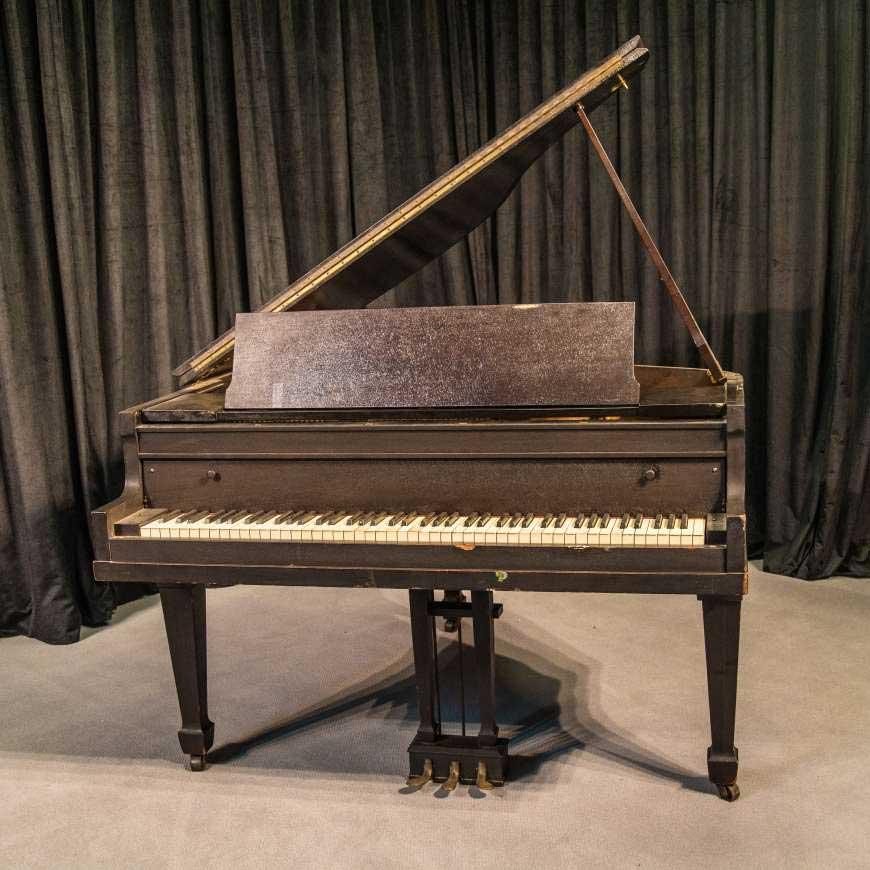 Weber 1929 Baby Grand Piano Kontakt Decentsamples