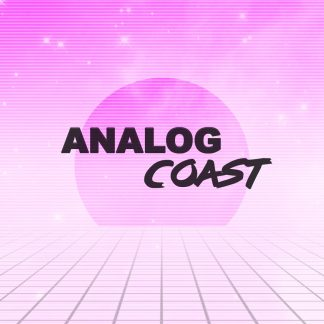 Analog Coast Cover Art