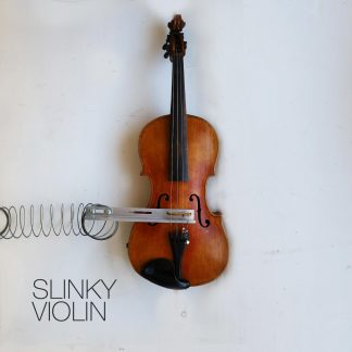 Slinky Violin Cover Art