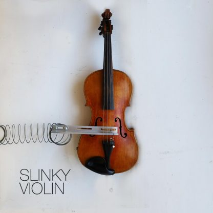 Slinky Violin Cover Art